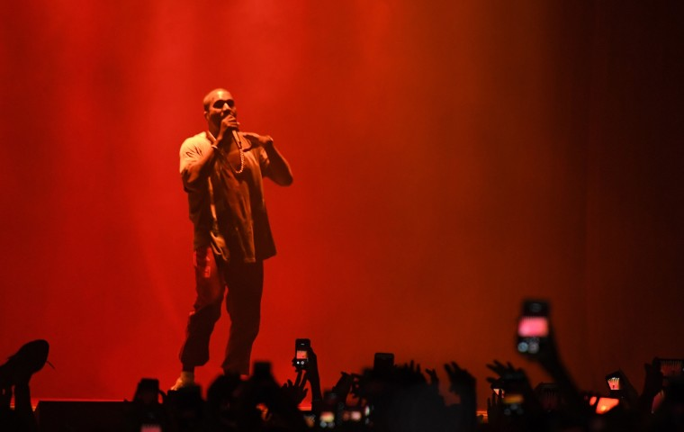 "Report: Kanye West Has Been Hospitalized ""For His Own Health And Safety"""