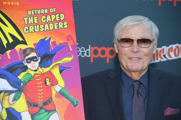 <i>Batman</i>'s Adam West Dies At 88