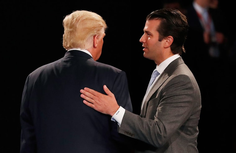 """I Love It"": Donald Trump, Jr. Releases Emails Offering Russian Info On Clinton"