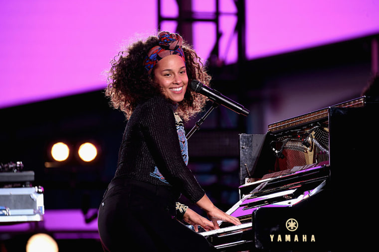 Alicia Keys to return as Grammys host for 2020 ceremony