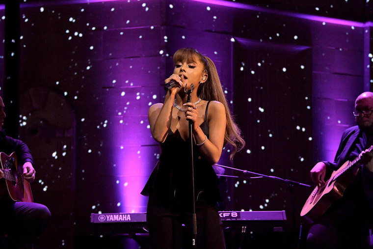 Ariana Grande Announces Manchester Benefit Concert With Justin Bieber, Miley Cyrus, And Many More