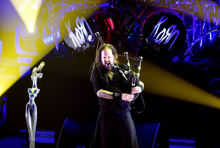 Korn's new album will be accompanied by their own fictional crime podcast