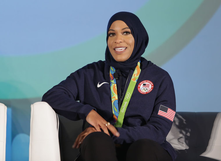 Olympian Ibtihaj Muhammad Says She Was Recently Held Without Explanation By U.S. Customs