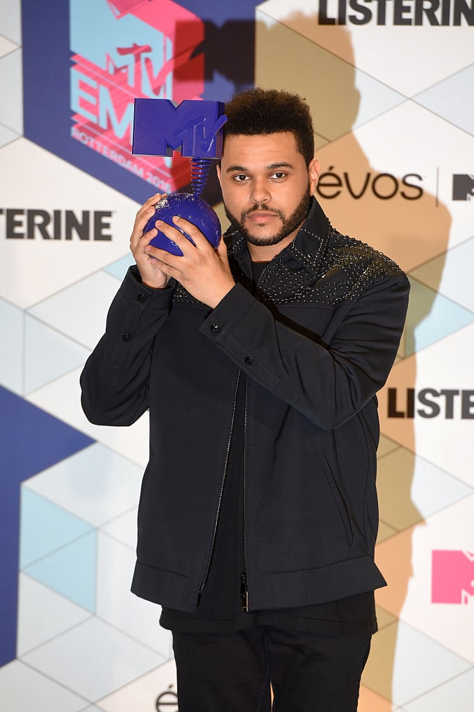 Drake And The Weeknd Among The MTV EMA winners