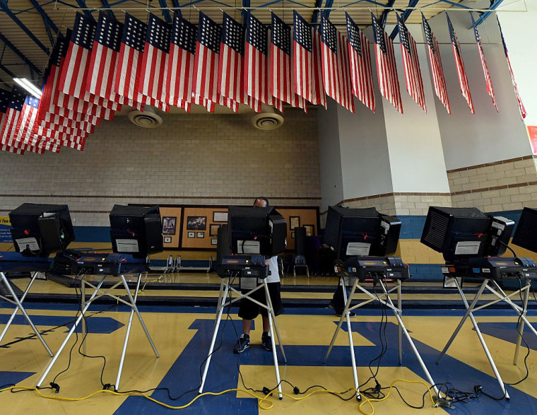 Nevada Judge Denies Trump Campaign Lawsuit Over Early Voting