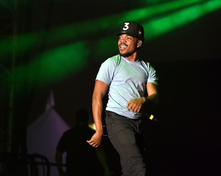 "Chance The Rapper Tweets Apology To Dr. Dre For ""Disrespecting"" Aftermath Entertainment"