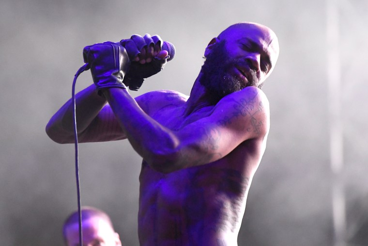 Death Grips are working with the director of Shrek for their new record