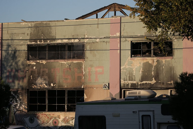 Two Arrested And Charged In Connection With Oakland Ghost Ship Fire
