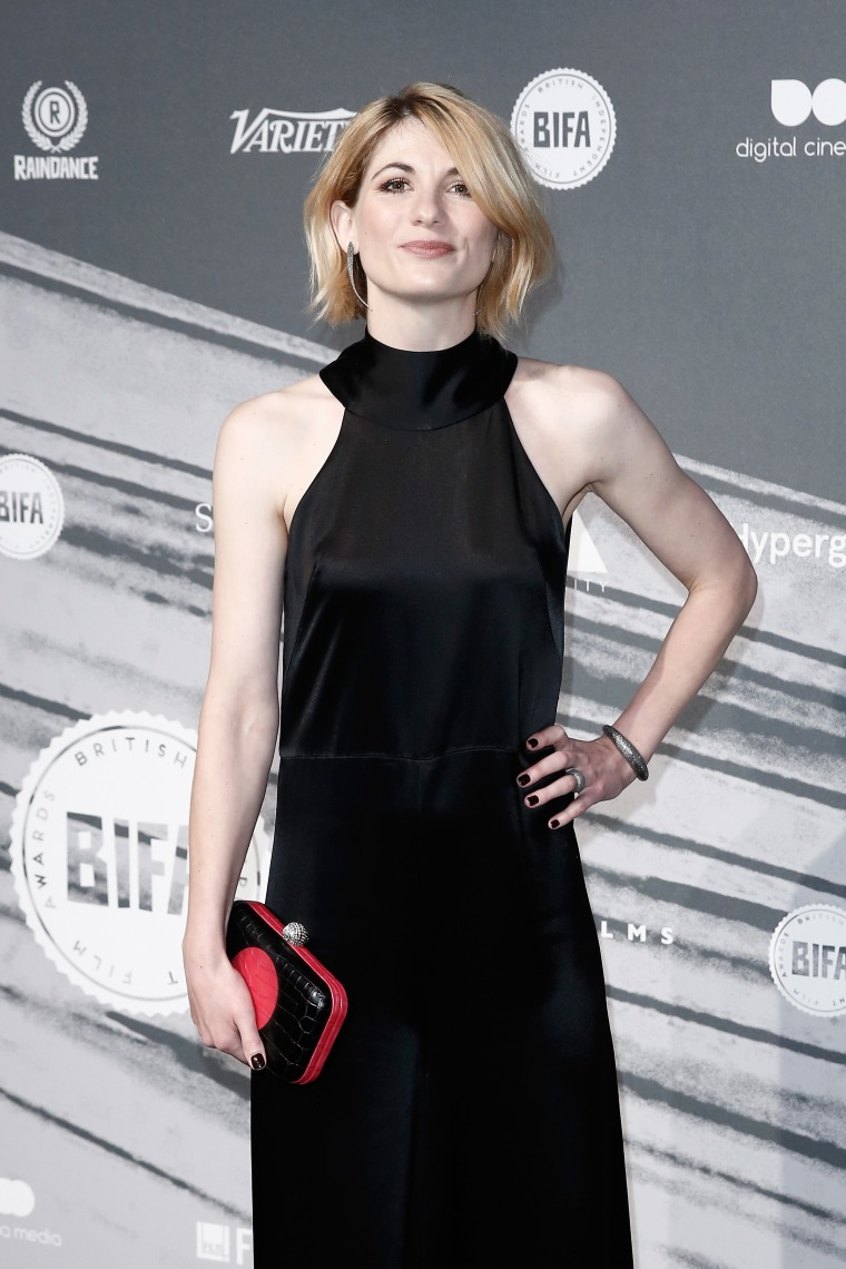 Doctor Who Casts Jodie Whittaker As Its First Female Doctor