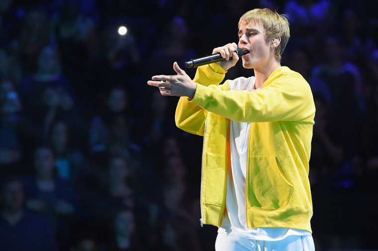 "Spotify Pulled An Ad That Referred To Justin Bieber As ""Latin King"" After Backlash"