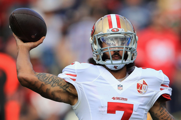 Colin Kaepernick files grievance against NFL owners