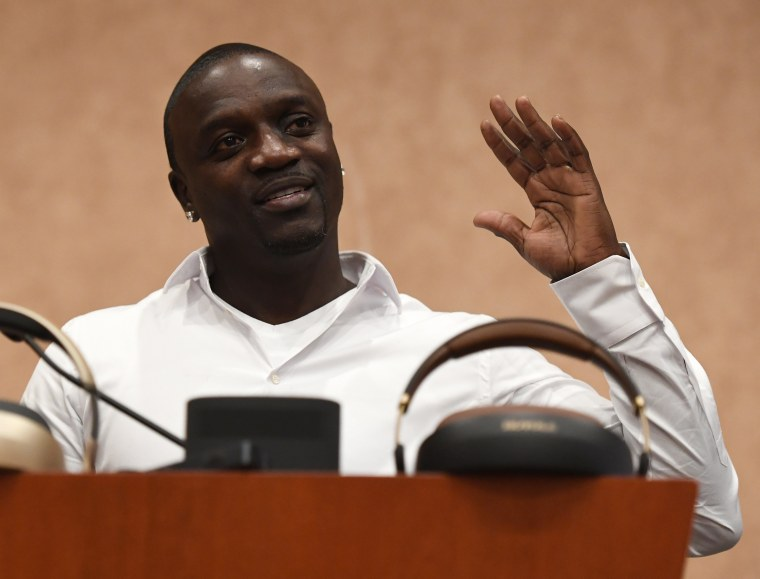 Akon gets into the cryptocurrency game with Akoin