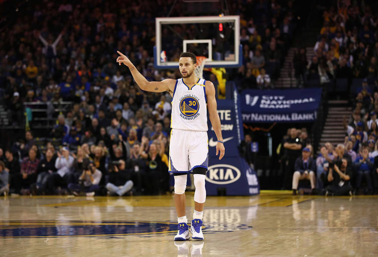 Steph Curry Criticizes Trump In Response To Under Armour CEO's Support