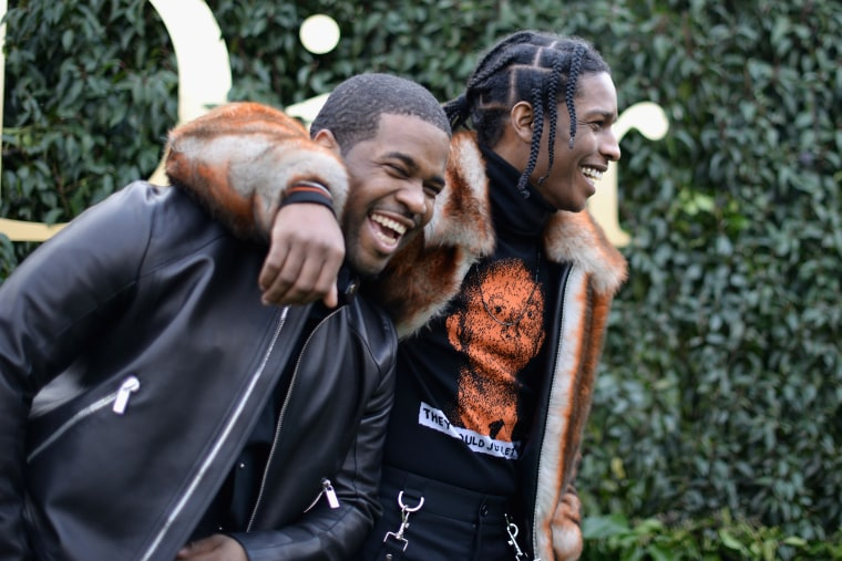 """A$AP Rocky and A$AP Ferg reunite on new song """"Pups"""""""