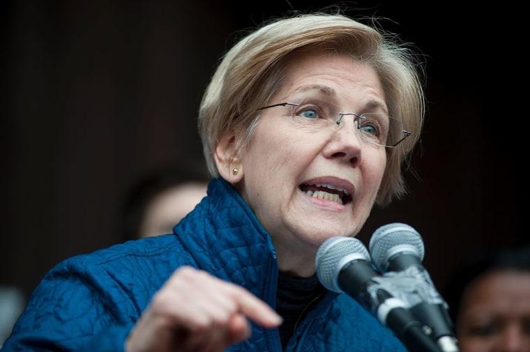 Senate Republicans Silenced Elizabeth Warren For Quoting Coretta Scott King's Letter About Jeff Sessions