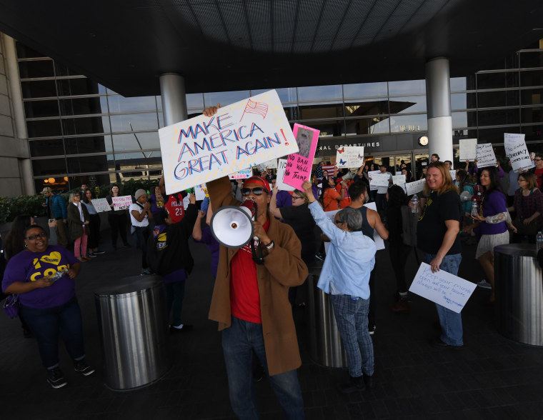 Report: Trump Administration Considering Further Immigration Bans And Expanded Deportations