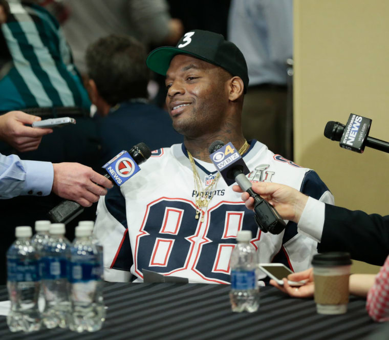 New England Patriots's Martellus Bennett Says He Plans To Skip The Team's Visit To The White House