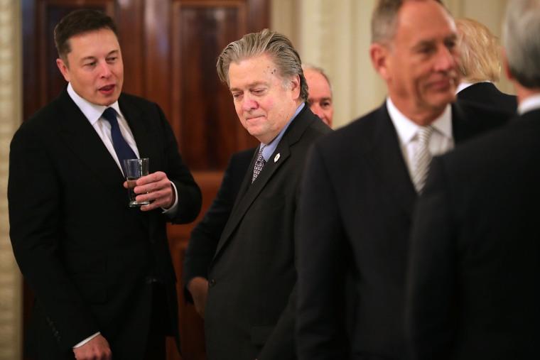 Elon Musk Quits Trump's Presidential Councils