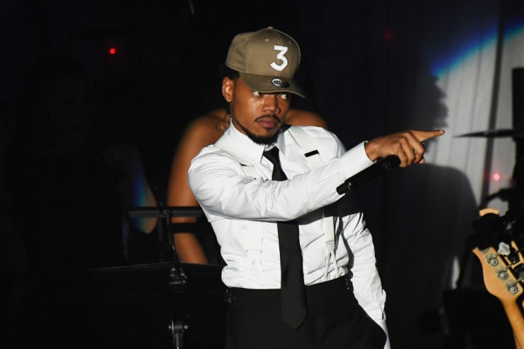 Chance The Rapper Is Inviting His Biggest Fans To The Magnificent Coloring World 2 Event