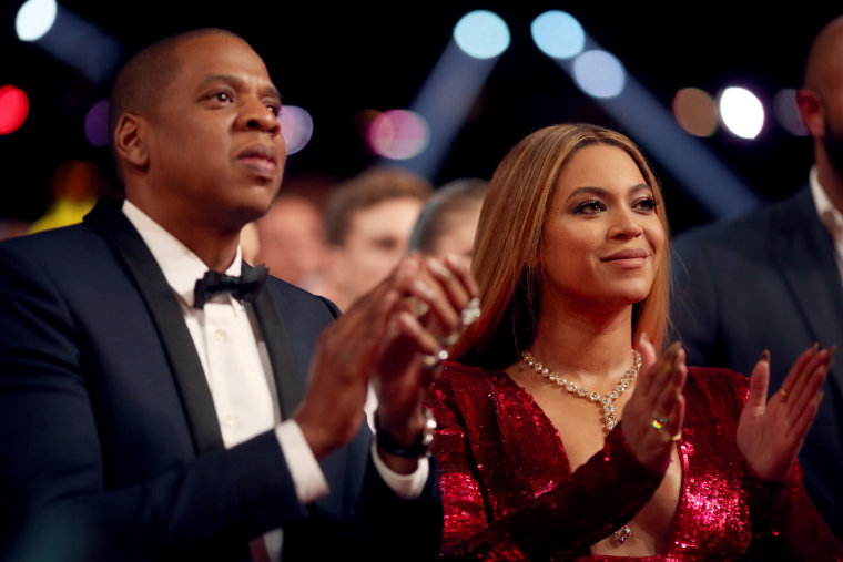 Beyonce, Jay-Z dazzle South Africa at Mandela tribute