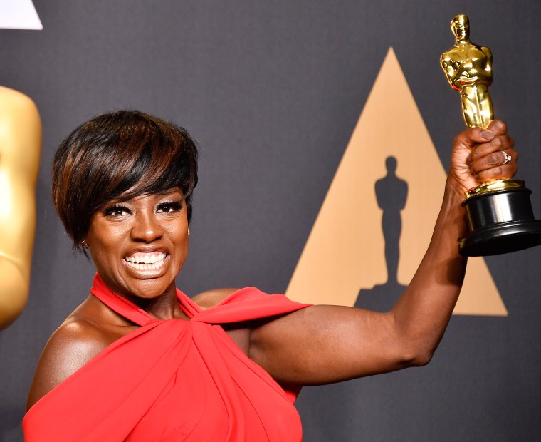 This Is Why Twitter Wants Viola Davis To Drop An Album