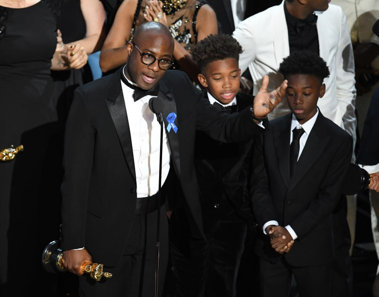 Read The Oscar Speech Barry Jenkins Couldn't Give When <i>Moonlight</i> Won Best Picture