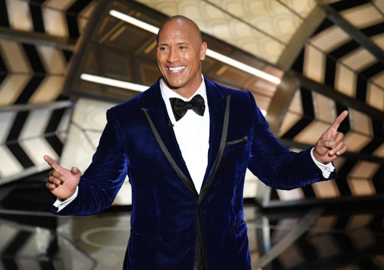 "A New Poll Shows Dwayne ""The Rock"" Johnson Leading Donald Trump In A Presidential Election"
