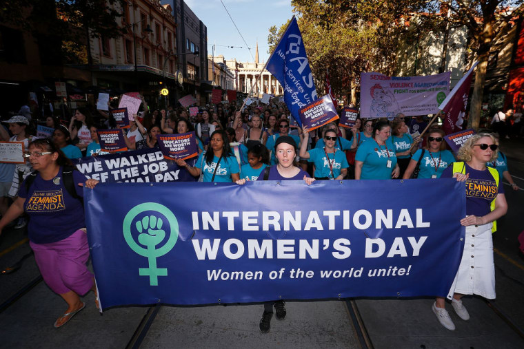 Here Are Events Happening Around The U.S. For International Women's Day