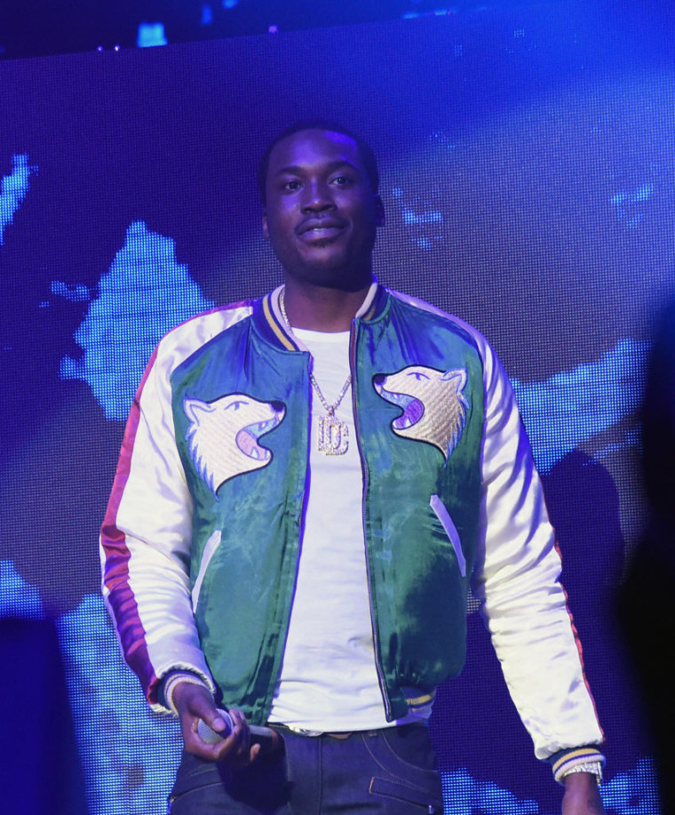 Meek Mill is reportedly facing almost two years in jail for violating his probation