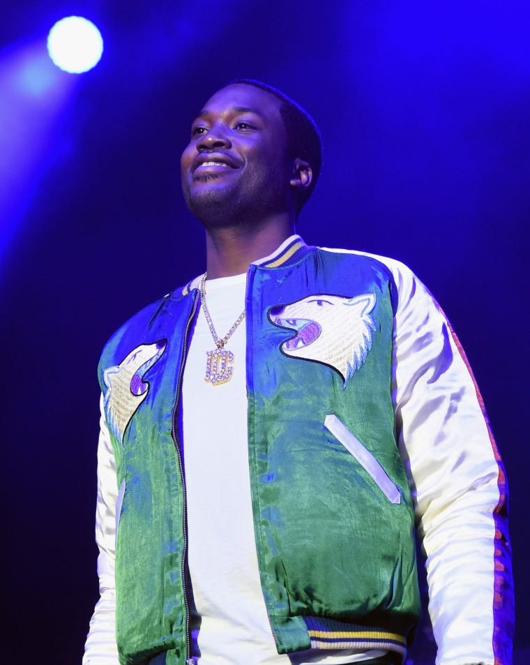 Meek Mill canceled his White House appearance