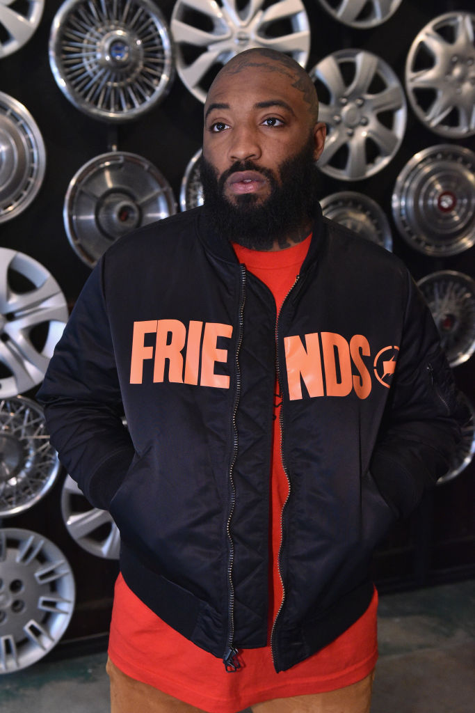 A$AP Bari reportedly arrested for sexual assault
