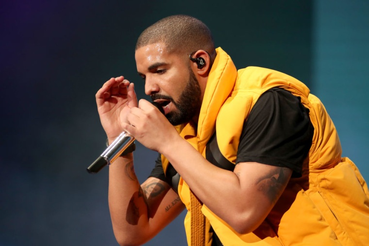Drake Isn't On The Hot 100 Chart For The First Time In Over Eight Years