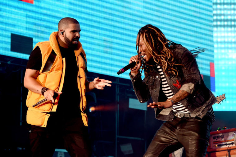 "Drake and Future are teasing something called ""Life Is Good"""