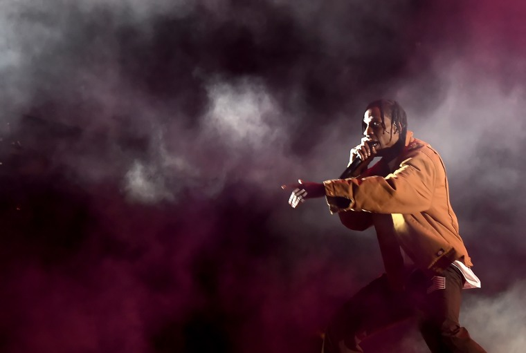 Travis Scott Plead 'Not Guilty' To Arkansas Riot Charge