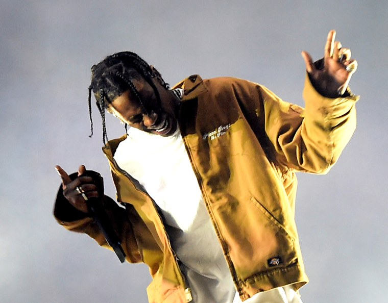 Travis Scott's <i>ASTROWORLD</i> has arrived