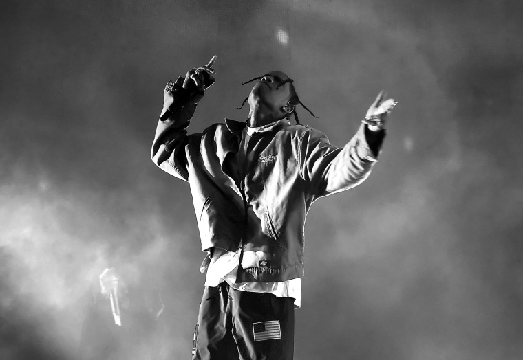 Travis Scott Reportedly Arrested After Arkansas Show