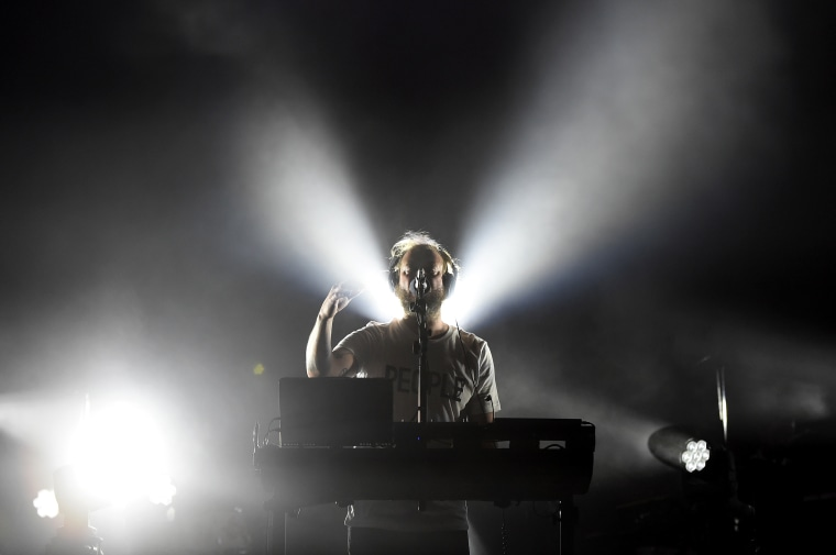 Check out the album credits for Bon Iver's new project <i>i,i</i>