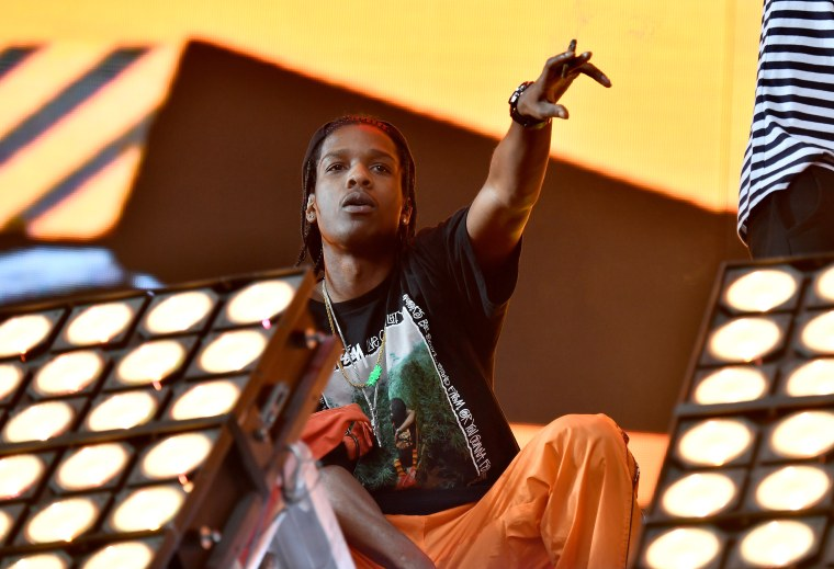 "Here's an update on the government's response to A$AP Rocky's ""outrageous"" detention"