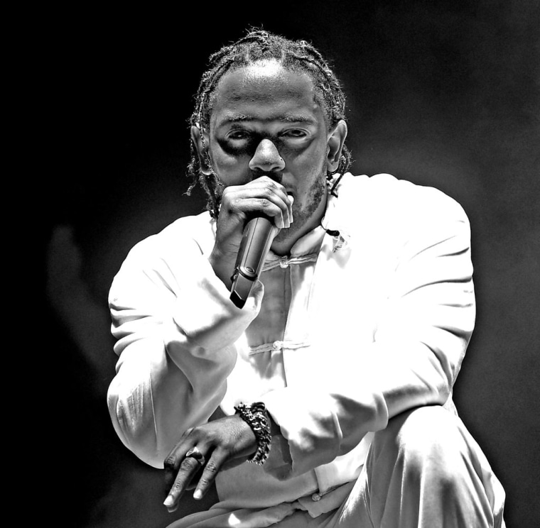 Donald Trump will reportedly attend college football championship where Kendrick Lamar is performing at halftime