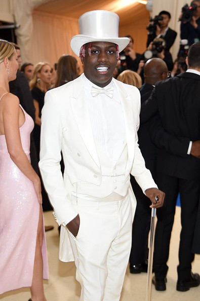 Lil Yachty Wore A Top Hat To The Met Gala