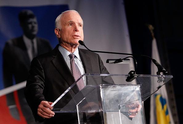 Senator John McCain Has Brain Cancer