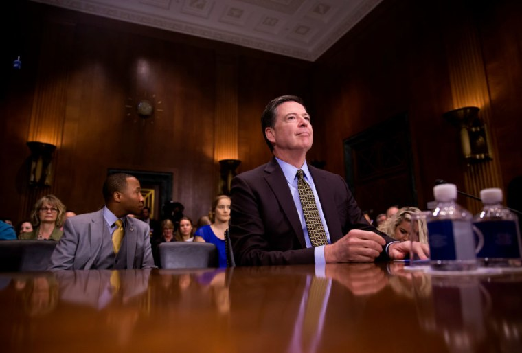 """I Need Loyalty, I Expect Loyalty:"" Read James Comey's Prepared Statement On Trump"