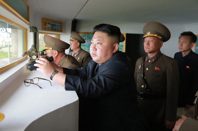 Report: North Korea Reportedly Launched A Missile Test