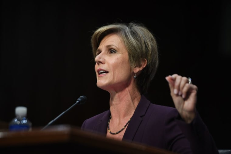 Watch Sally Yates Shut Down Ted Cruz