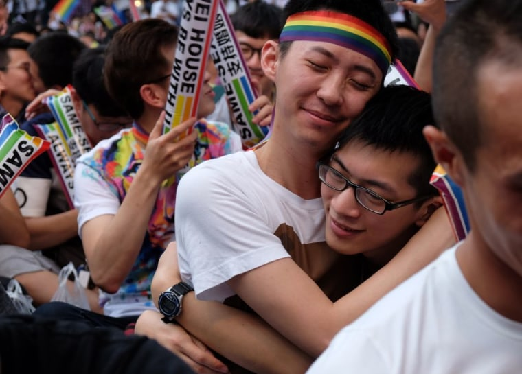 Taiwan Will Become First Country In Asia To Legalize Same-Sex Marriage