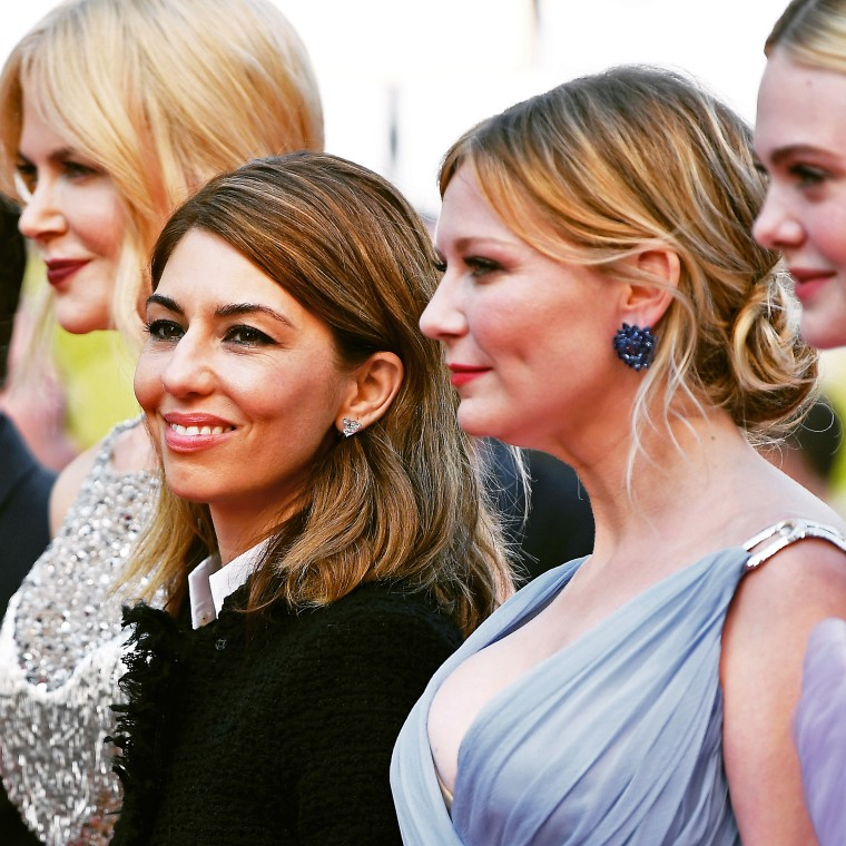 Sofia Coppola Wins 'Best Director' Award At Cannes