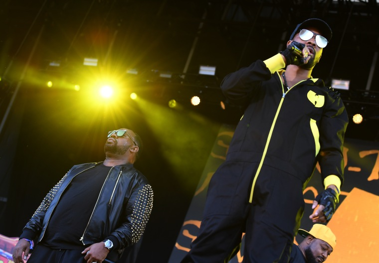 RZA and Ghostface Killah are making a Wu-Tang horror movie