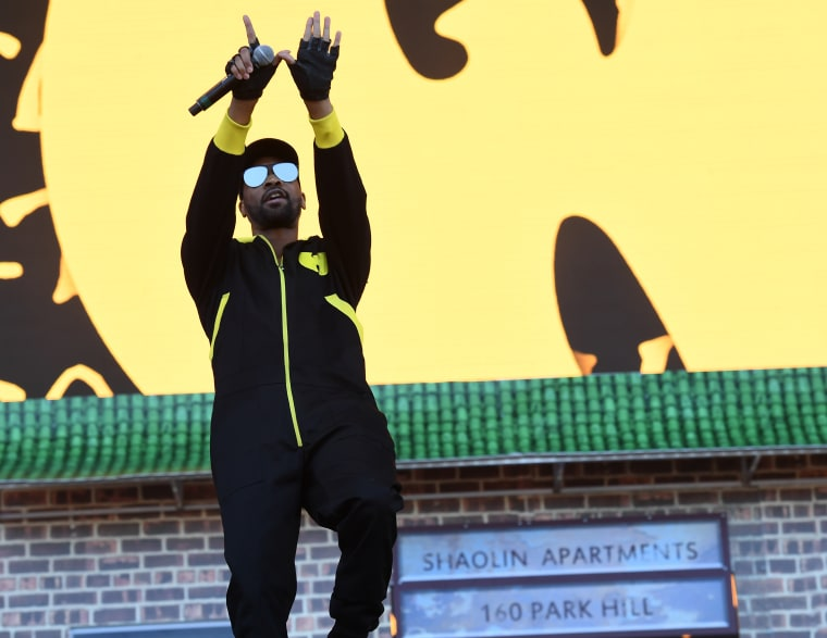 The entire Wu-Tang Clan will perform at the Sydney Opera House