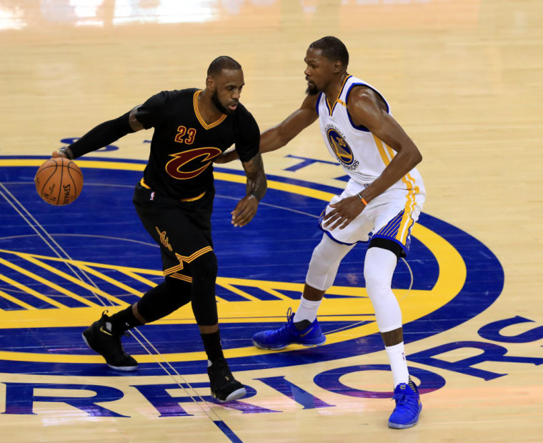 LeBron James And Kevin Durant Reportedly Made A Rap Song Together In 2011