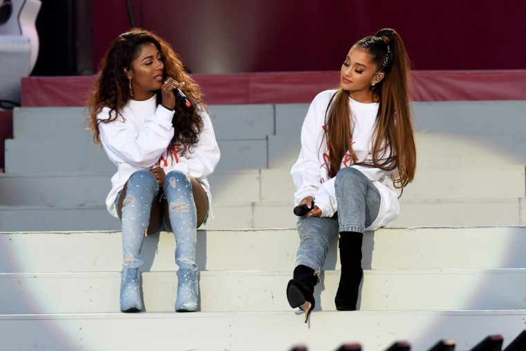 Ariana Grande teases official release of Victoria Monét collaboration